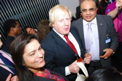 Mayor of London loves KANKUN® sauce1
