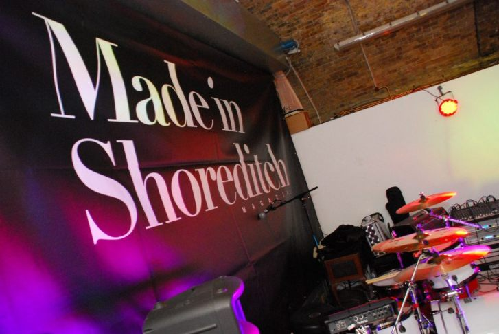 kankun at made in shoreditch event8