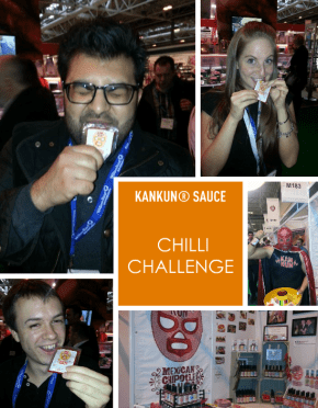Chilli Challenge at Food & Deli Show
