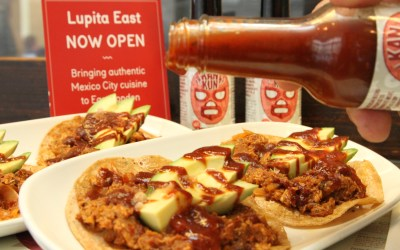 Kankun sauce infuses signature dish at top London restaurant