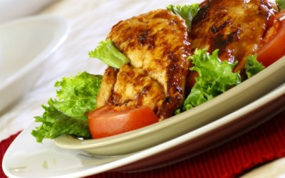 Caramelised KANKUN® Chipotle Chicken