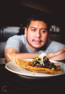 Chef Omar Romero Quezada (Photo: Shyam Vyda)