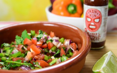 Chipotle Pico De Gallo