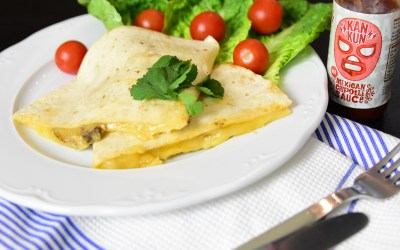 Quesadilla Recipe -Veggie-