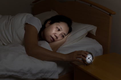 Schlaflosigkeit, ich kann nicht schlafen