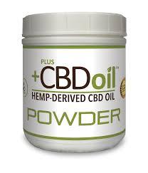 Plus CBD Kannabisz Olaj Por