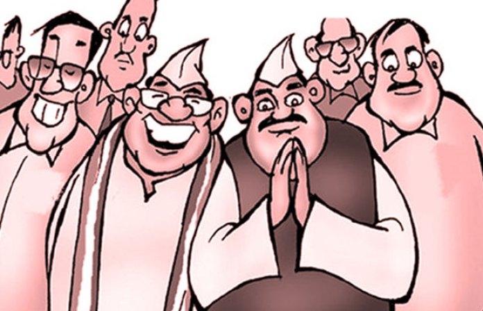 politics-clipart-40699923-indian-politicians