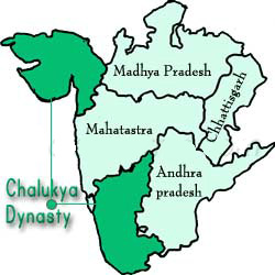 chalukya-map