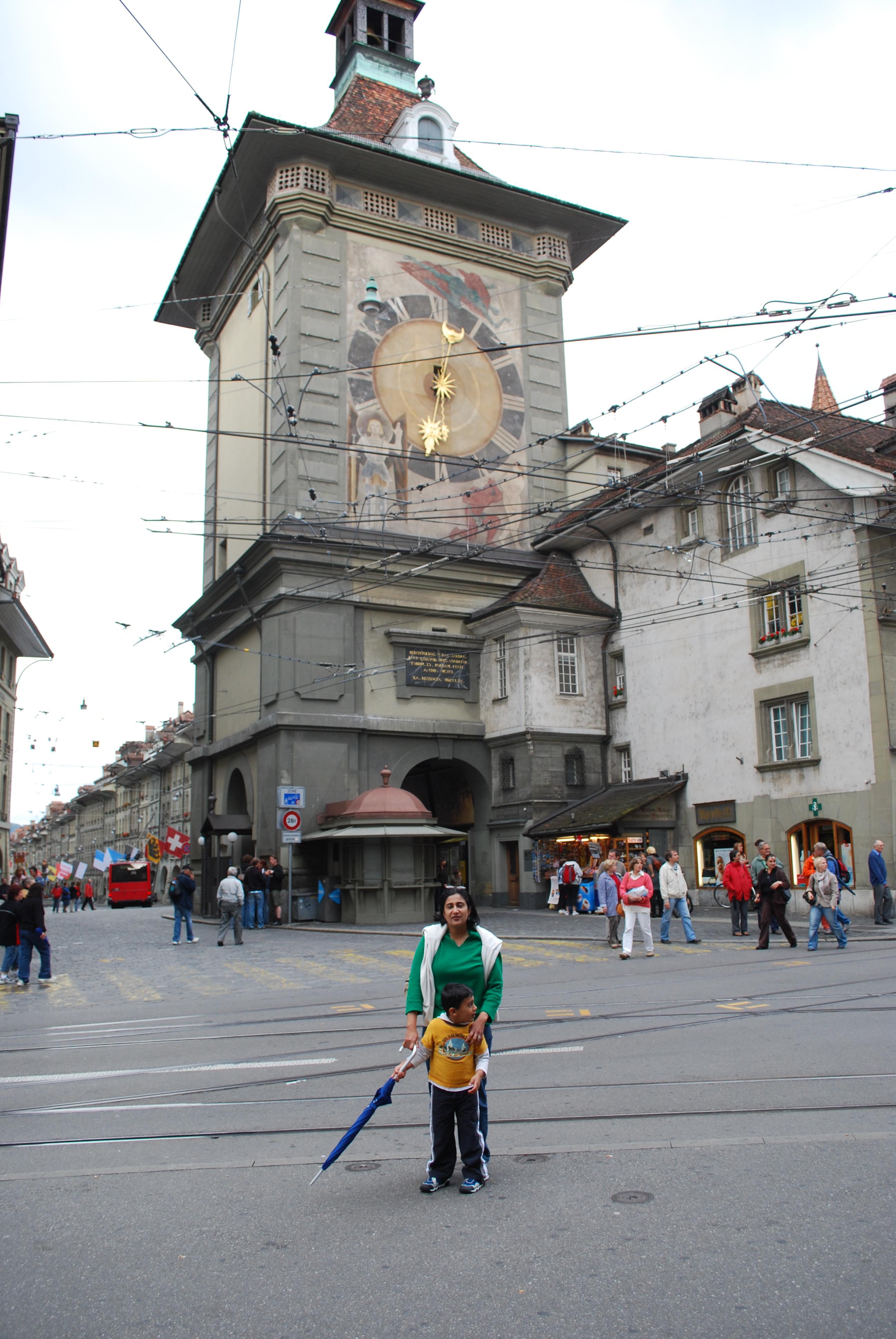 The Bern Clock Tower