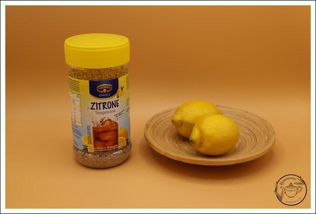 Eistee Krüger Zitrone Instanttee