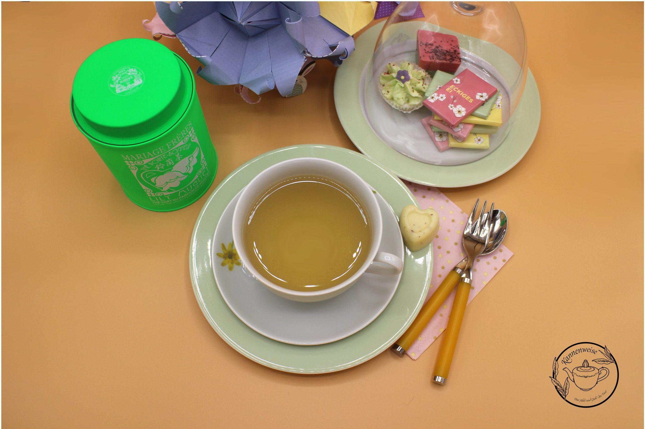 Ein Tee für den Frühling: »Lily Muguet« von Mariage Frères