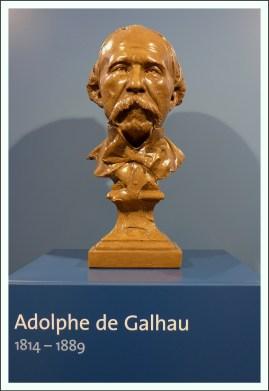 Adolphe de Galhau Villeroy & Boch Büste