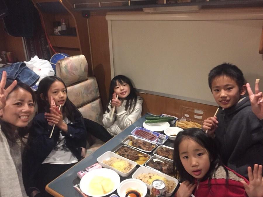 キャンピングカーレンタルで四国旅行 カノアカーレンタル3
