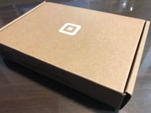 クレジットカード決済端末Square(スクエアー)新型
