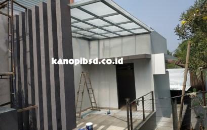 Kanopi Transparan Untuk Jemuran Belakang Rumah