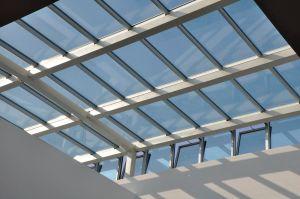 Atap Kaca Skylight | Kanopi Kaca Minimalis | Atap Canopy ...