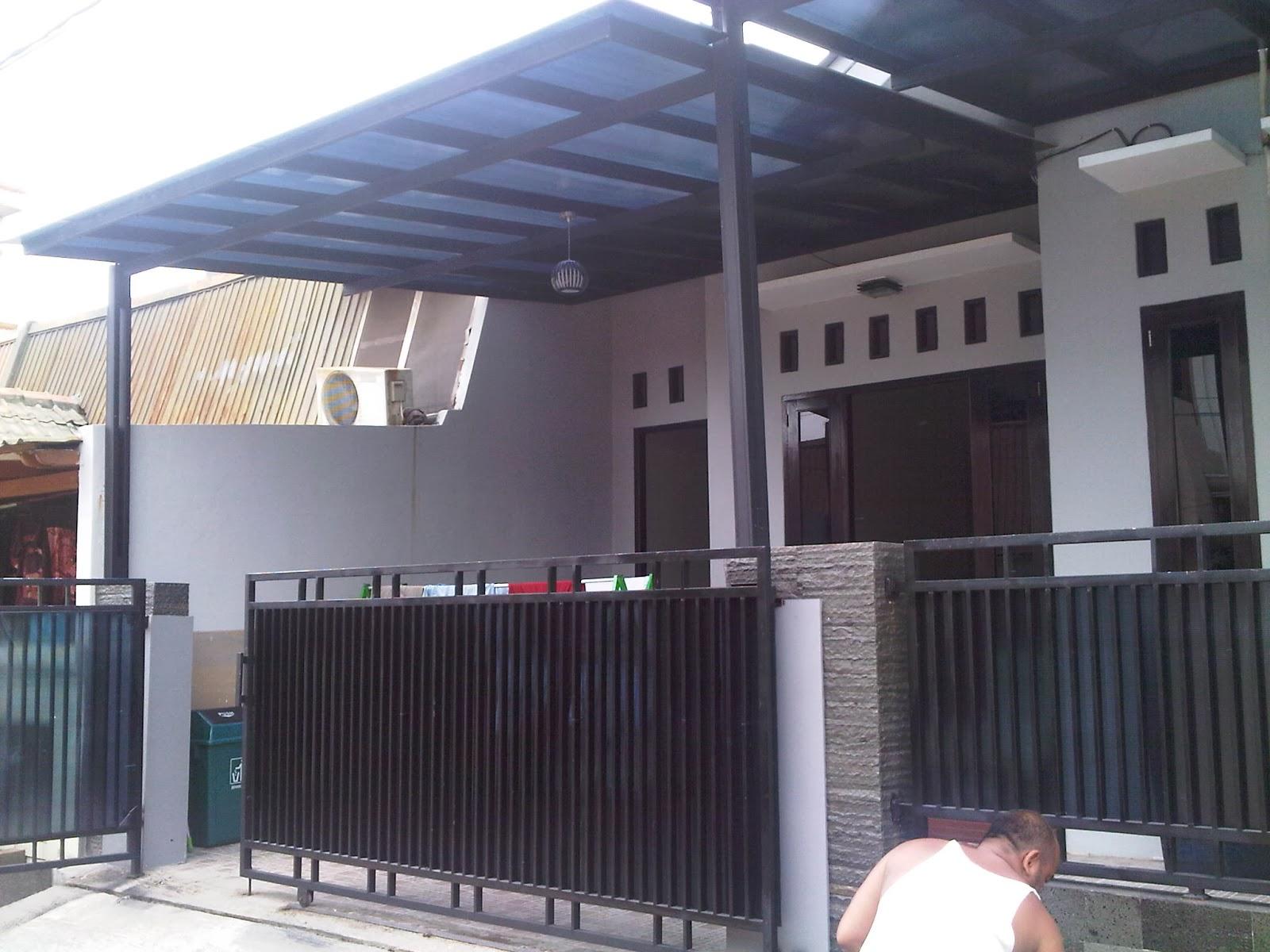 harga rangka atap baja ringan di malang pagar rumah | sobhome