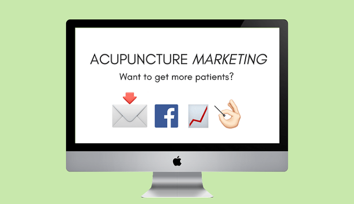 marketing acupuncture, tcm, michelle grasek