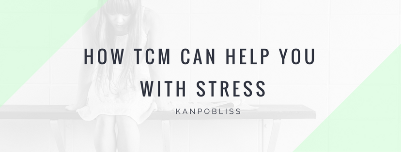 How TCM can help you with stress