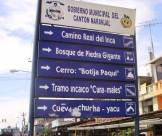 05 - Naranjal - Camino del Inca y comunidad shuar (2014)