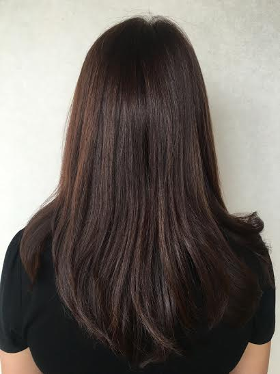 還暦(60代)の髪2