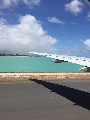 ハワイ空港2
