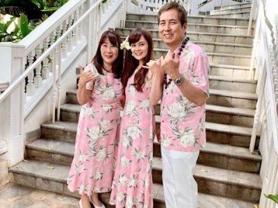 結婚式・ムームー・ロレハワイ