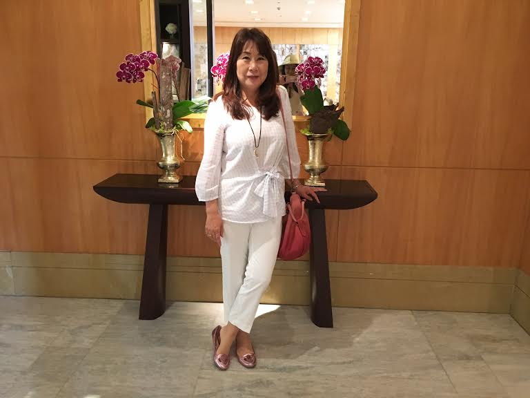 台湾旅行服装コーディネート