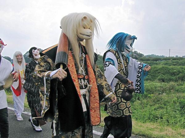狐の嫁入り part 2: 爺さん~ぽ気紛れ記