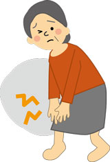 変形性膝関節症なら大阪府池田市【関西カイロ】