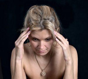 頭部の痛み