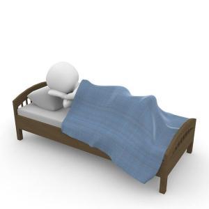 夜中の腰痛