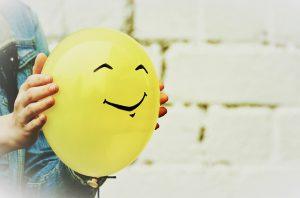 ボディートークで笑顔
