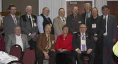 11 of the past 12 KAA Past President's in attendance at the convention in Wichita.