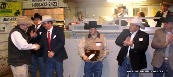 2011 livestock contest mike bailey