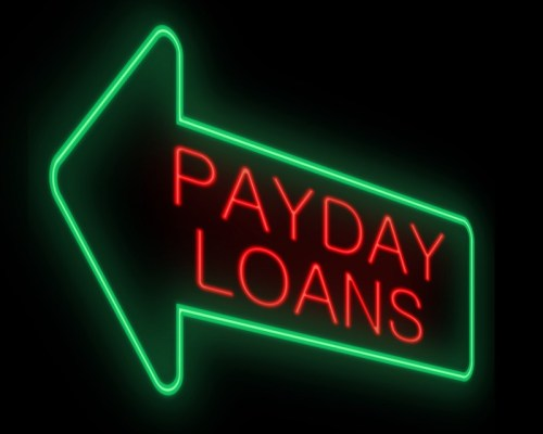 Payday Loans: A Cautionary Tale
