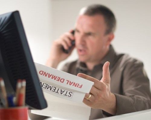 Handling Debt Collectors Who Contact You