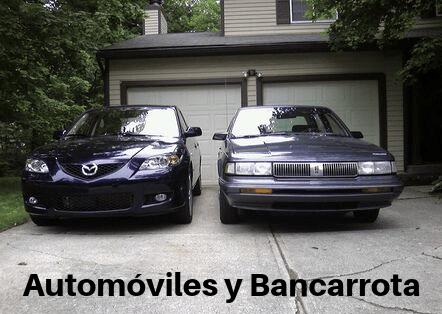 Automóviles y Bancarrota