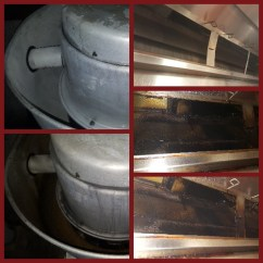 Kitchen Exhaust Tv Mount Hood Cleaning - Mid America Service Company