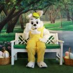 FREE Easter Bunny Visits at Crown Center