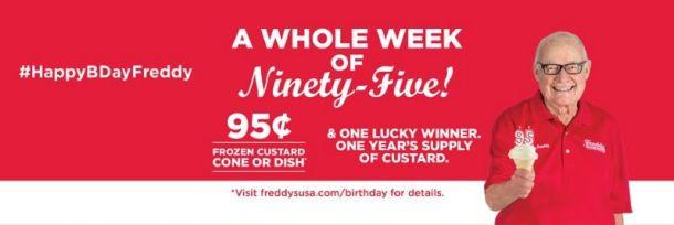 Kansas City restaurant deals - Freddy's Frozen Custard founder