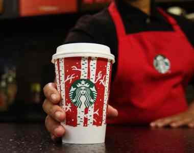 Kansas City food and drink deals - Starbucks cup