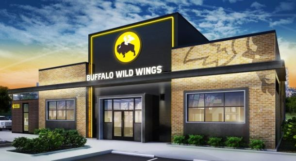 National Chicken Wing Day - Buffalo Wild Wings store