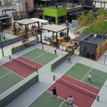 Pickleball and other fun at Chicken N Pickle