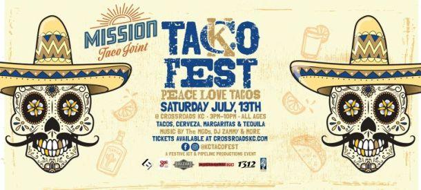 KC Taco Fest banner