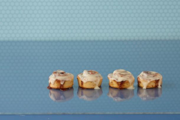 Cinnabon BonBites