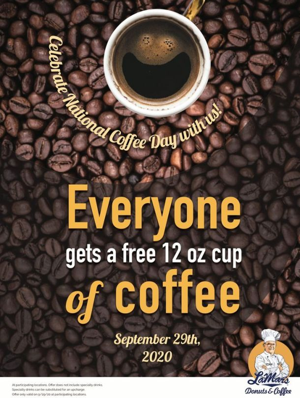 Kansas City National Coffee Day deals