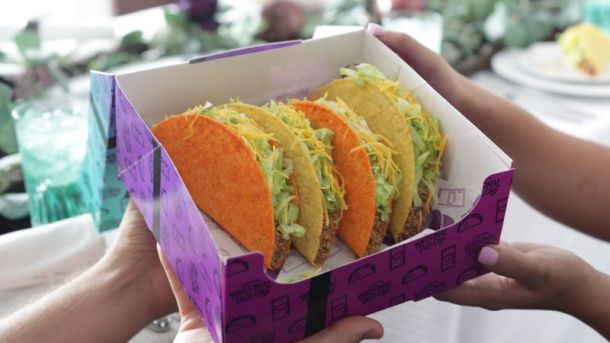 National Taco Day - Taco Bell pack