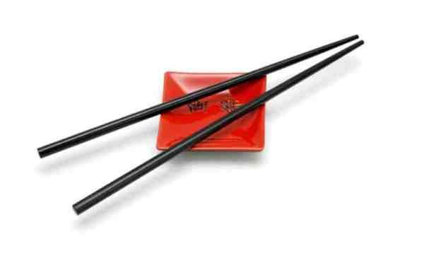 Chinese New Year fun in Kansas City - set of chopsticks