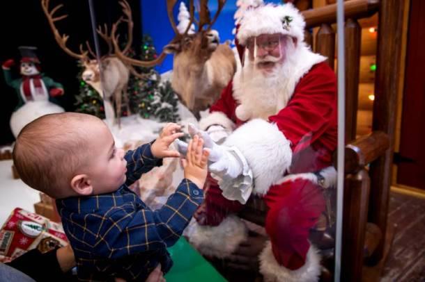 Bass Pro Shops Santas Wonderland